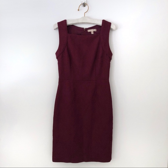 Banana Republic Dresses & Skirts - Banana Republic Womens Dress Sheath Size 2 Maroon